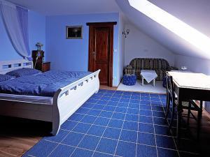 Penzion Primášé - Modrý pokoj 1