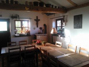 Penzion Laura - Společenská místnost