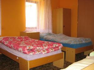 Ubytovna pro dělníky i turisty