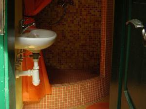 Apartmány Milenium Liberec - Apartmány Milenium Liberec sprchový kout