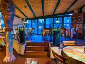 Apartmány Milenium Liberec - Restaurace Milenium (v přízemí)