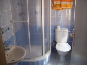 Penzion Toska - Koupelny na pokojích