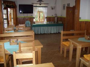Penzion Toska - Restaurace