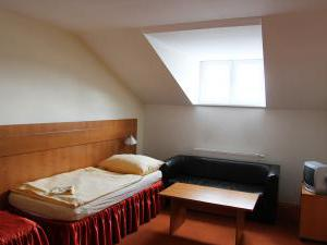 Hotel Slávia Tábor - Hotelový pokoj