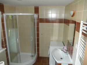 Chata Nýdek - Koupelna