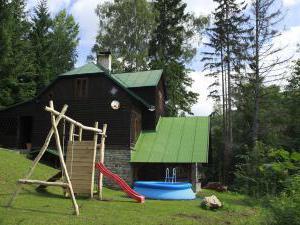 Horská chata Kouty - Horská chata Kouty - Letní
