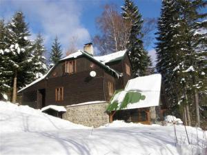 Horská chata Kouty - Horská chata Kouty -  zimní