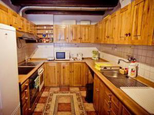 Horská chata Kouty - Horská chata Kouty - kuchyň