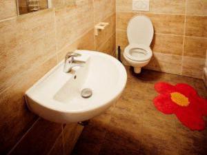 Apartmánový dům Pasťák - Apartmánový dům Pasťák - koupelna