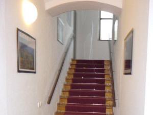Apartmánový dům Pasťák - Apartmánový dům Pasťák - schodiště