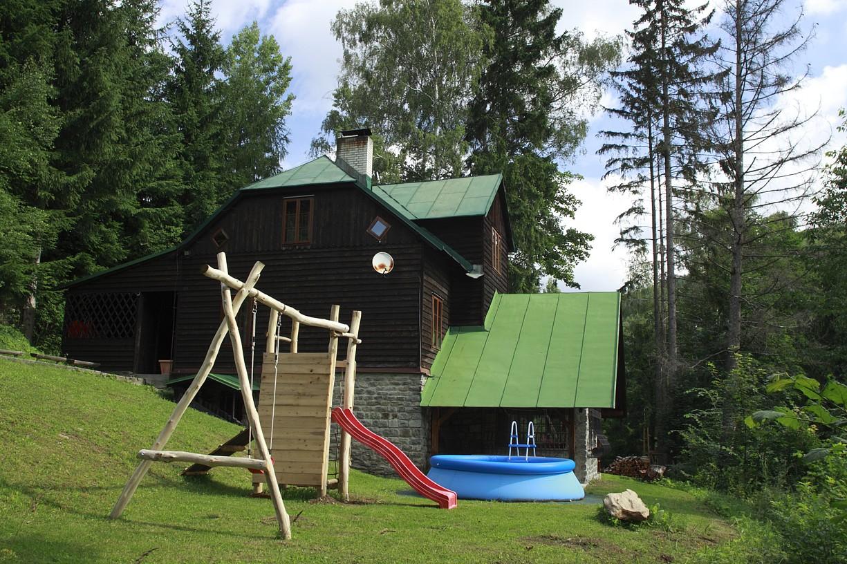 Horská chata Kouty - Letní