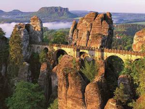 Penzion Vlasta - Saské Švýcarsko-most Bastei