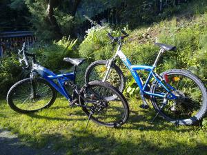 Penzion Vlasta - horská kola k zapůjčení