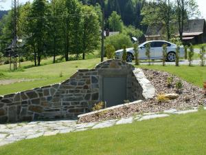 Roubenky Zlaté Hory - Horní Údolí - vinný sklípek