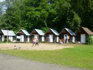 Rekreační středisko Sever - Chatky