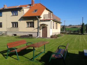 Na Sázavě - Rekreační dům se zahradou