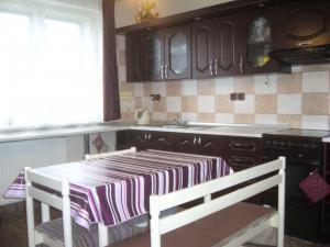 Na Sázavě - kuchyň