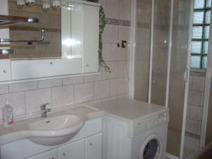 Na Sázavě - koupelna