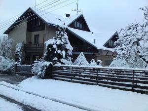 Apartmá PAU - Privat Apartma Ulrych - Ubytování Liberec v zimě
