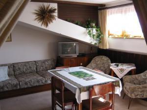 Apartmá PAU - Privat Apartma Ulrych - Apartmán č.2 (obýv. pokoj)