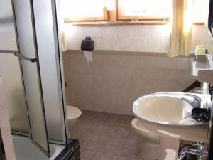 Apartmá PAU - Privat Apartma Ulrych - Apartmán č.2 (koupelna)