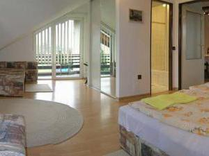 Apartmá PAU - Privat Apartma Ulrych - Apartmán č.3 (ložnice)