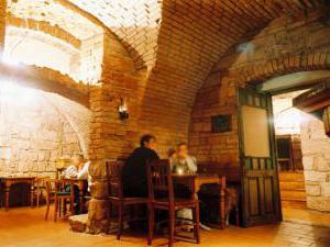 Penzion restaurace Novopacké sklepy -