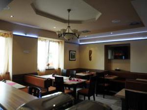 Novoměstský penzion - Restaurace
