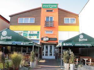 PENZION-Hotel Starojícká pizza ***+ -