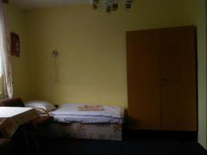 Penzion a apartmán Renata - třílůžkový pokoj