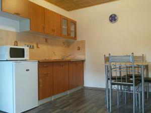 Penzion a apartmán Renata - apartmán kuchyňka