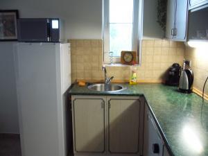 Apartmán Modré z nebe - Kuchyně