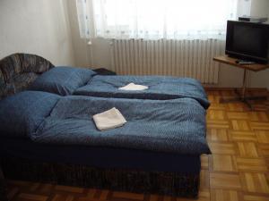 Apartmán Modré z nebe - Modrý pokoj pro 2 osoby