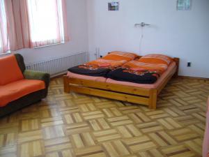 Apartmán Modré z nebe - Oranžový pokoj