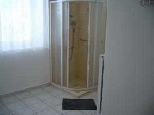 Apartmán Modré z nebe - Sprchový kout