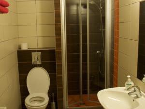 Inter Hostel Liberec - koupelna