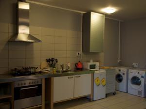 Inter Hostel Liberec - kuchyňka