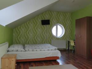 Inter Hostel Liberec - apartmán (749Kč/noc)