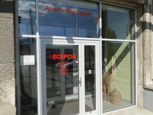 APARTMENTS LIPTOV CITY*** - recepcia