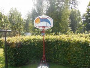 Chalupa U Pejska - Basketbalový koš