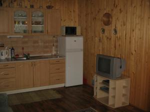 Drevenica Medvedica - Apartmán kuchynka 1