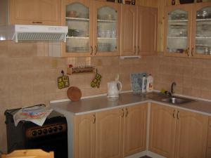 Drevenica Medvedica - Kuchynka 1