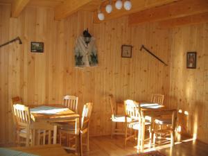 Drevenica Medvedica - Spoločenská miestnosť 1