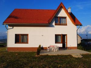Apartmany Tania - Tatry - ubytování na Slovensku - terasa apartmánu