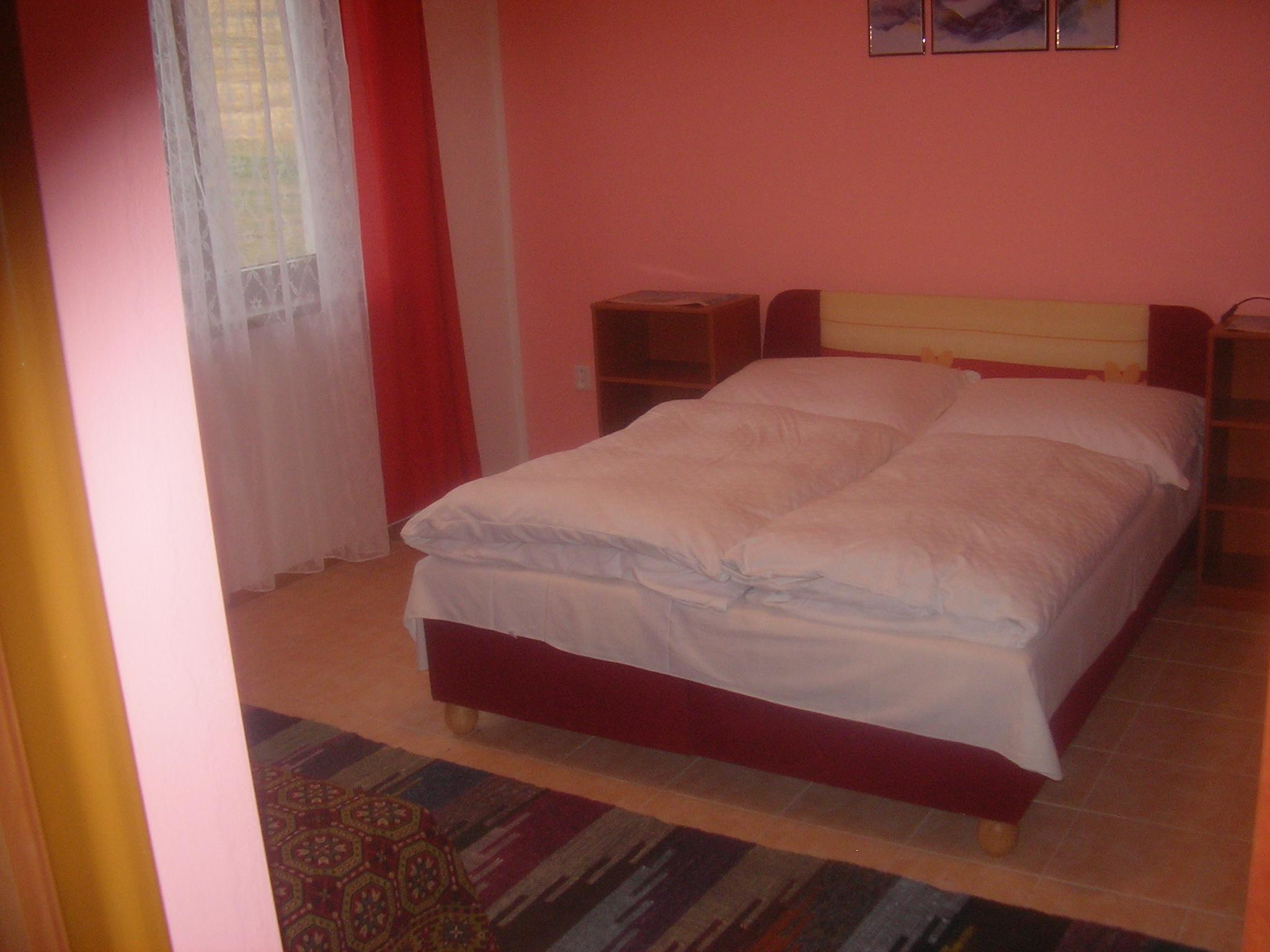 spálňa apartmánu