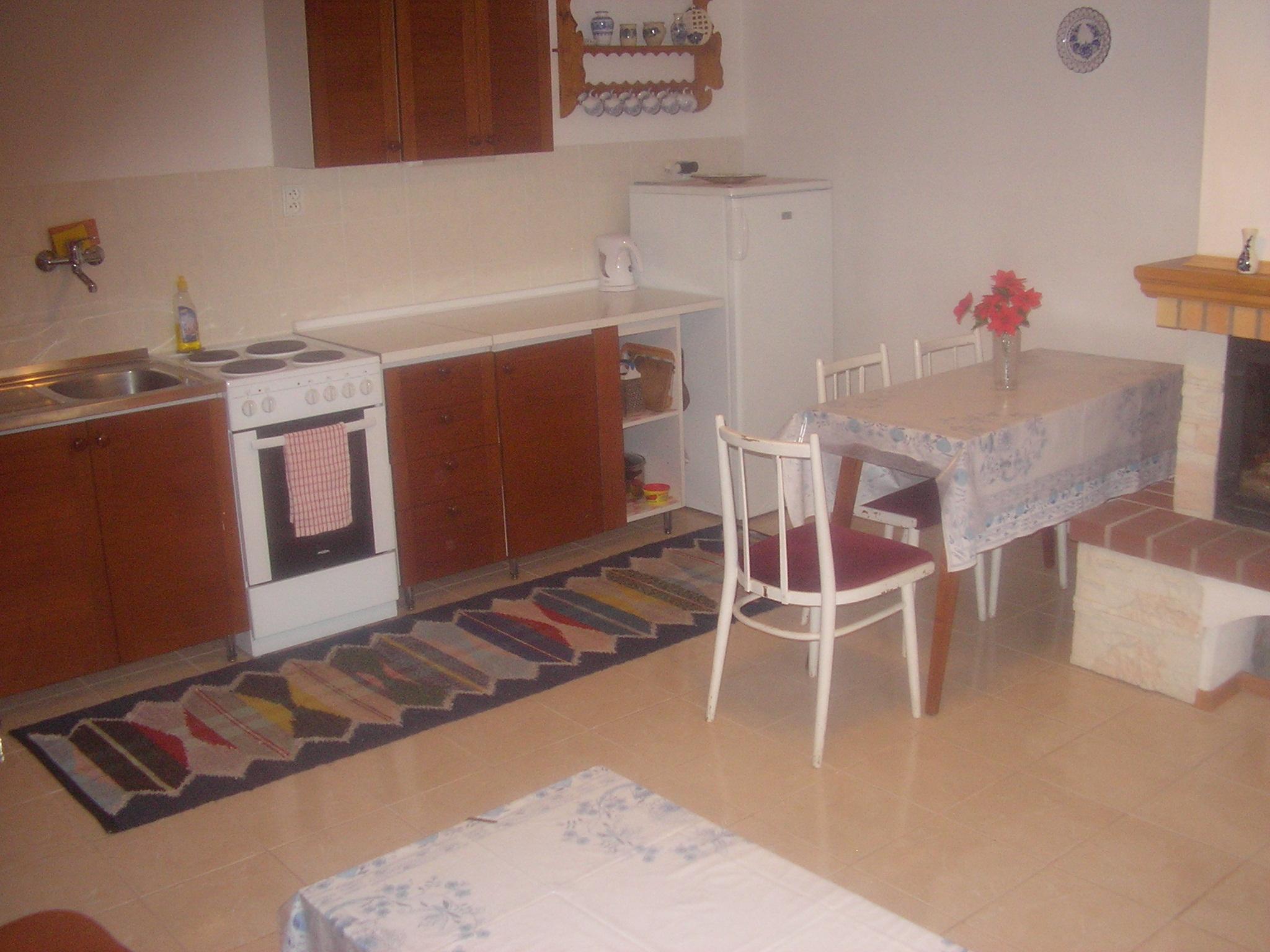 kuchyňa ďalšieho apartmánu