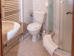 Restaurace a penzion SAMOROST - Restaurace-penzion Samorost, koupelna na pokoji, Jarošov nad Nežárkou 44