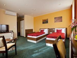 Hotel Viktor - Dvojlôžková izba s oddelenými postelami