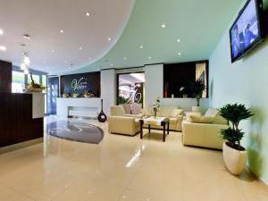 Hotel Viktor - recepcia