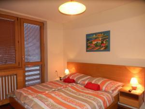 Chata Meduňka - 4lůžkový pokoj s balkonem